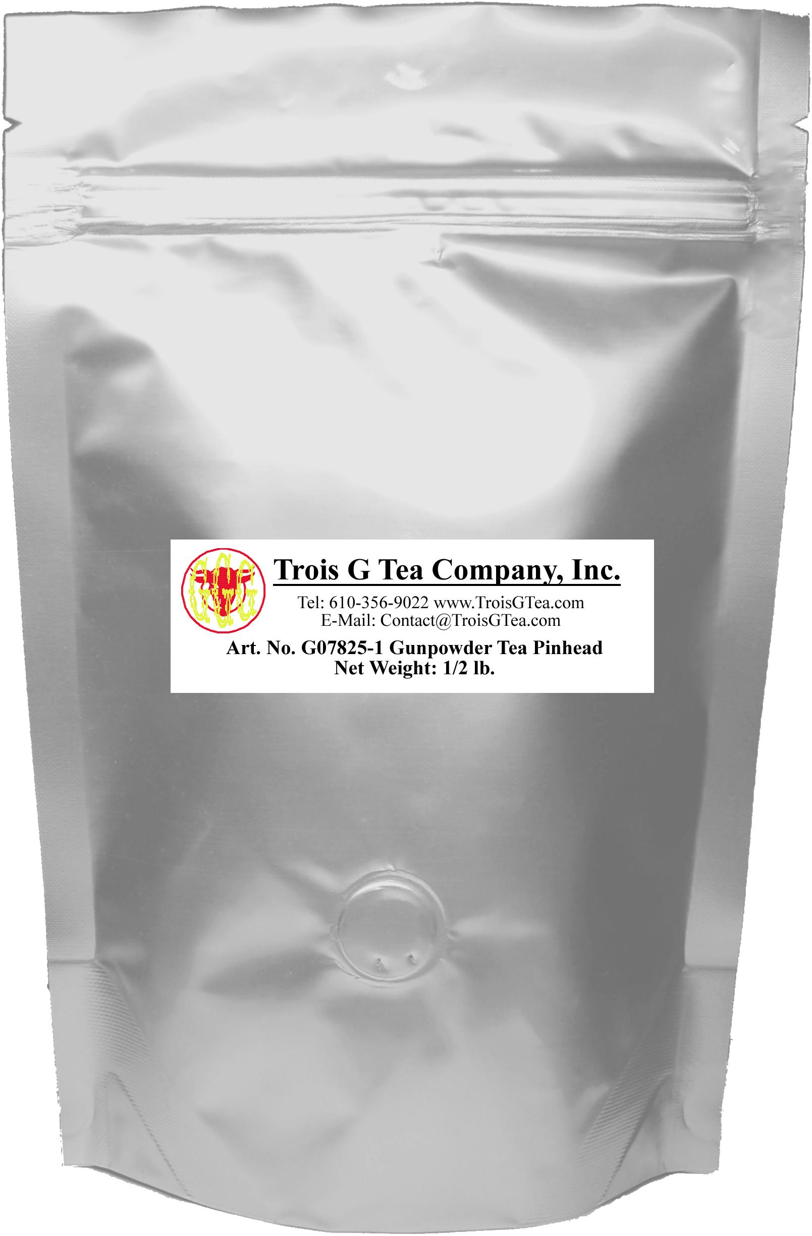 Finest Green Teas Dragonwell Gunpowder Green Sencha Tea